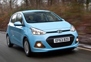 HYUNDAI I10 BLUE DRIVE 1000CC | GROUP A