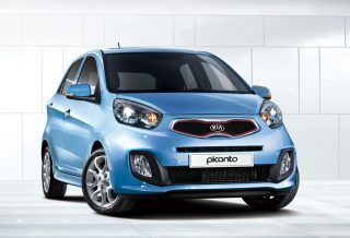 KIA PICANTO CITY 5D MANUAL 1000CC | GROUP A