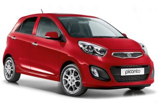 KIA PICANTO CITY 5D MANUAL 1200CC | GROUP B