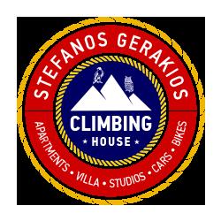 climbing house • Stefanos Gerakios • Kalymnos